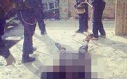 Sốc: Đặc nhiệm Iraq do Mỹ cố vấn đã hành quyết các nghi phạm IS