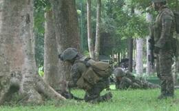 Doanh trại Philippines bị khủng bố đánh du kích