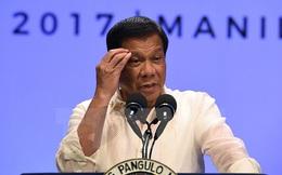 """Ông Duterte """"qua mặt"""" Tòa án và Quốc hội về lệnh thiết quân luật"""