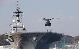 Triển khai tàu Izumo, Nhật gửi thông điệp cứng rắn tới Trung Quốc?