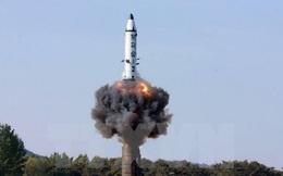 Mỹ xác nhận Triều Tiên đã bắn một tên lửa đạn đạo tầm ngắn