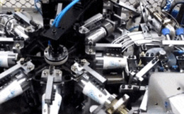 Ngắm 15 cỗ máy hoạt động trơn tru, bạn sẽ như bị thôi miên