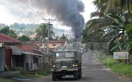 Tổng thống Duterte khẳng định không đàm phán với phiến quân Hồi giáo