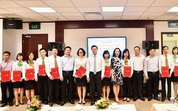 Vietcombank bổ nhiệm liền một lúc 11 sếp cho Trụ sở chính