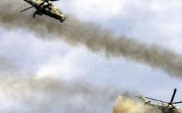 Không quân Nga tiêu diệt 80 chiến binh IS rút từ Raqqa sang Palmyra
