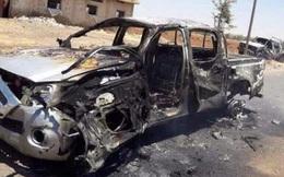 Sập bẫy phục kích, chiến binh IS tan xác vì tên lửa chống tăng