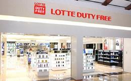 Lotte mở cửa hàng miễn thuế tại Việt Nam