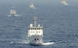 Bốn tàu hải cảnh của Trung Quốc xâm nhập vùng biển Nhật Bản