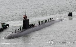 Tàu ngầm Mỹ mang tên lửa Tomahawk tới bán đảo Triều Tiên