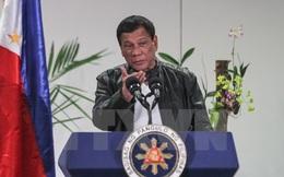Tổng thống Philippines ra lệnh cho quân đội tiêu diệt khủng bố