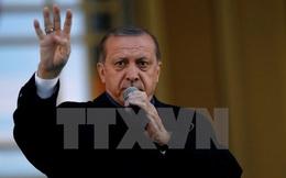 Hạ viện Mỹ yêu cầu khởi tố các vệ sỹ của Tổng thống Thổ Nhĩ Kỳ