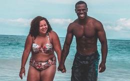 Bức ảnh đi biển của 2 vợ chồng lan truyền chóng mặt trên các trang mạng xã hội và lý do đầy ý nghĩa đằng sau