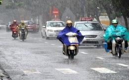Dự báo thời tiết 10/6: Hà Nội, Sài Gòn có mưa, đề phòng tố lốc