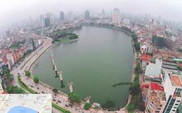 Không còn hiện tượng cá chết ở hồ Hoàng Cầu