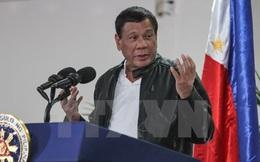 Tổng thống Philippines sẽ không tiếp cận Mỹ để nhờ chống phiến quân
