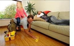 Người vợ nên biết lười biếng, nhác việc nhà để gia đình hạnh phúc, vững bền hơn!