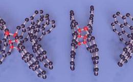 Các nhà khoa học đã tổng hợp được một dạng carbon mới, cứng hơn kim loại và đàn hồi hơn cả cao su