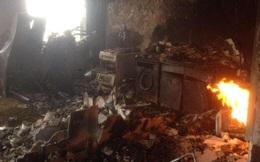 Những hình ảnh đầu tiên cho thấy khung cảnh hoang tàn bên trong tòa tháp 24 tầng sau vụ hỏa hoạn nghiêm trọng