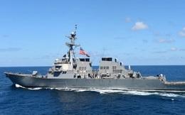 Vì sao tàu hàng của Philippines có thể đâm hỏng tàu chiến Mỹ?