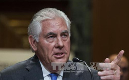 Ngoại trưởng Mỹ hủy thăm Mexico để giải quyết cuộc khủng hoảng Qatar
