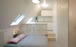 Thiết kế nội thất của căn nhà nhỏ 15m2 khiến ai cũng ao ước