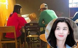 """Lần đầu tiên con trai của """"nàng tiên cá"""" Jeon Ji Hyun lộ diện"""