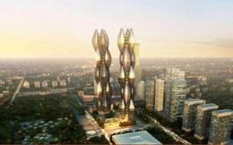 """Kinh Bắc bán 100% vốn Công ty Hoa Sen, """"dứt mộng"""" làm tháp đôi hình bông lúa cao 100 tầng"""