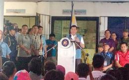 Tổng thống Duterte xin lỗi vì lệnh thiết quân luật ở Mindanao