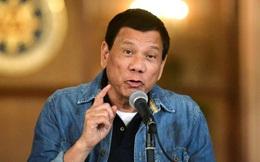 Tổng thống Philippines: Tôi sẽ ném bom rải thảm, phá hủy mọi thứ ở Marawi