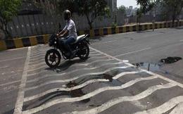 Gờ giảm tốc ở Ấn độ: Người cứu hộ hay kẻ sát nhân?