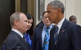 Cuộc đối mặt chưa từng tiết lộ giữa 2 ông Obama, Putin