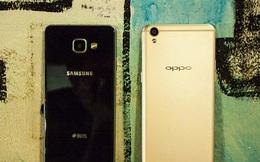 Samsung, Oppo tiếp tục cạnh tranh nhau trên mạng xã hội Việt Nam