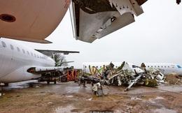 """Đột nhập """"nghĩa địa"""" của tất cả các loại máy bay trên thế giới"""