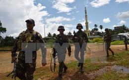 """Phiến quân tại tại Marawi sử dụng chiến thuật """"pintakasi"""""""