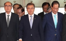 Tổng thống Hàn Quốc xin lời khuyên để gặp ông Trump