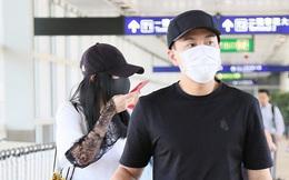 Tình cảm phai nhạt, Dương Mịch - Lưu Khải Uy chưa từng có ảnh nắm tay nhau trong suốt 2 năm qua?