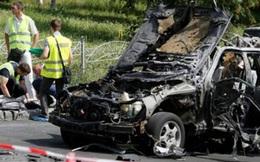 Video đánh bom giữa lòng Kiev, Đại tá tình báo Ukraine tử nạn