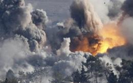 Nhà tù IS ở Syria trúng bom từ máy bay của liên quân do Mỹ đứng đầu
