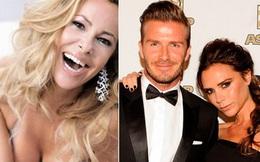 """Phát hiện Beckham nhắn tin tán tỉnh người khác, Vic đã tìm """"kẻ thứ 3"""" túm tóc đánh ghen?"""