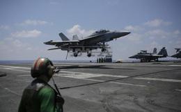 Mỹ đưa tàu chiến, máy bay do thám đến gần Syria