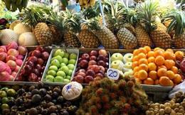 Rau quả Thái Lan đổ vào Việt Nam tăng vọt, cao gấp 4 lần Trung Quốc!