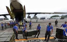 Trung Quốc kìn kìn chở vũ khí sang Philippines