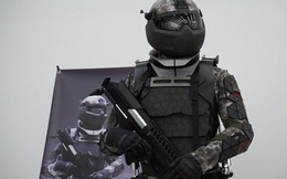 Bộ giáp chiến binh như phim viễn tưởng của Nga