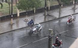 Thời tiết tối thứ Bảy và Chủ Nhật: Xuất hiện mưa rào và dông rải rác