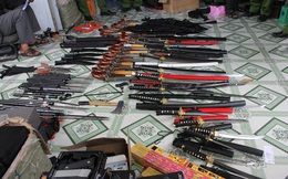 """Truy tố đối tượng tàng trữ ma tuý và """"kho"""" vũ khí"""