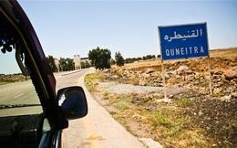 """Israel nã tên lửa vào quân đội Syria, Quneitra lại """"nóng"""""""
