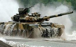 T-90S Nga bán cho Việt Nam: Xe tăng bất bại trên chiến trường