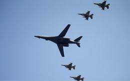 Mỹ điều máy bay ném bom chiến lược đến tập trận trên bán đảo Triều Tiên
