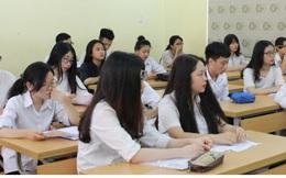 Bộ GD-ĐT công bố điểm sàn xét tuyển vào đại học năm 2017