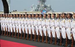 Trung Quốc đưa quân tới căn cứ đầu tiên ở châu Phi